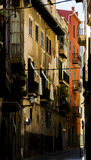 Old Town Palma de Mallorca. Street in the Old Town of Palma de Mallorca Stock Image