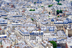 Old town of Paris, France Stock Image