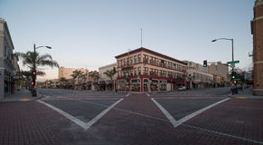Old Town Pasadena. Royalty Free Stock Photography