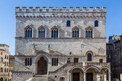 Old town of Perugia, Umbria, Italy Stock Photography