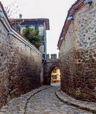 Old town Plovdiv, Bulgaria Stock Photo