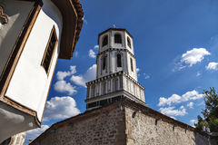 Old town Plovdiv Royalty Free Stock Photography