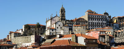 Old town of Porto Stock Photo