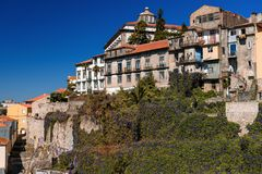 Old town in Porto Stock Photos