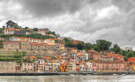 Old town Porto, Oporto, Portugal Royalty Free Stock Photos