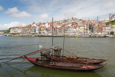 Old town Porto, Oporto, Portugal Royalty Free Stock Image