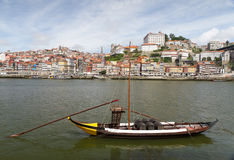 Old town Porto, Oporto, Portugal Royalty Free Stock Images