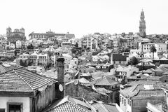Old town of Porto Royalty Free Stock Image