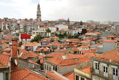 Old town in Porto (Portugal) Royalty Free Stock Image