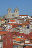 Old town of Porto, Portugal Stock Photography