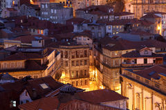 Old town of Porto, Portugal Stock Images