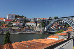 Old town of Porto, Portugal Royalty Free Stock Photo