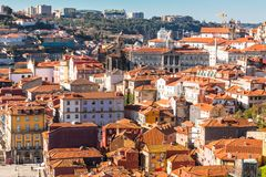 Old Town Porto, Portugal Stock Images