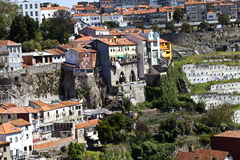 Old town of Porto, World Heritage Site Royalty Free Stock Images