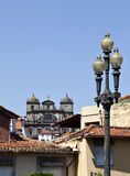 Old town of Porto, World Heritage Site Stock Photography