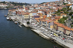 Old town of Porto, World Heritage Site Stock Images