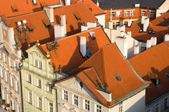Old Town in Prague Stock Image