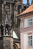Old town of Prague Royalty Free Stock Images