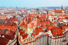 Old town Prague, Czech Republic Royalty Free Stock Photo