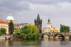 Old town of Prague, Czech Republic Royalty Free Stock Image