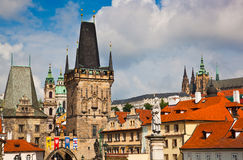 Old Town, Prague, Czech Republic Stock Images