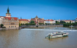 Old town of Prague, Czech Republic Stock Images