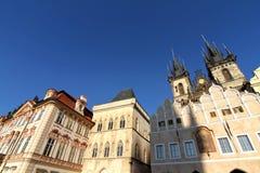 Old town of Prague Royalty Free Stock Image