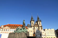 Old town of Prague Stock Photography