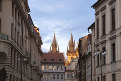 Old Town, Prague, Royalty Free Stock Photography
