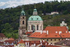 Old Town of Prague Stock Photo