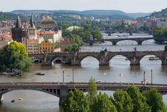 Old Town, Prague, Czech republic Royalty Free Stock Images