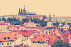 Old town of Prague, Czech Republic Stock Photos