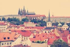 Old town of Prague, Czech Republic Stock Photos