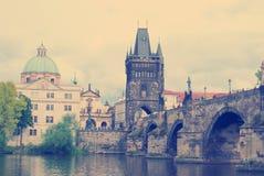 Old town of Prague, Czech Republic Stock Photography