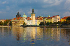 Old Town in Prague, Czech Republic Royalty Free Stock Images