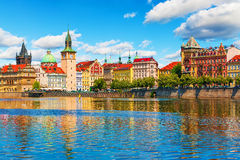 Old Town in Prague, Czech Republic Royalty Free Stock Photography
