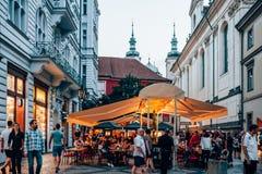 Free Old Town Prague, Karlova Street, Czechia. Stock Photography - 212368702