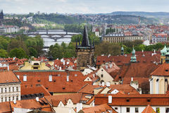 Old Town of Prague Stock Images