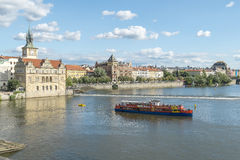 Old town Prague Stock Photography