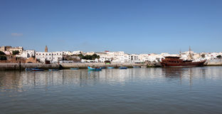 Old town of Rabat, Morocco Stock Photography