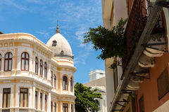 Old Town in Recife, located in Pernambuco State, Brazil Stock Images