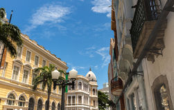 Old Town in Recife, located in Pernambuco State, Brazil Stock Image