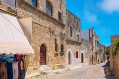 Old Town. Rhodes, Greece, EU Stock Photography