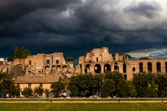 Old town of Rome Royalty Free Stock Photos