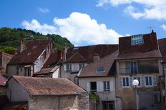 Old town roofs Royalty Free Stock Photography