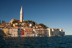 The old town Rovinj Royalty Free Stock Images