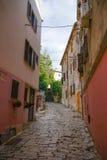Old town in Rovinj Croatia Royalty Free Stock Photo