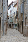 Old Town Rovinj Stock Image