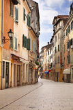 Old town in Rovinj  Stock Photos