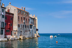 Old town of Rovinj Stock Image